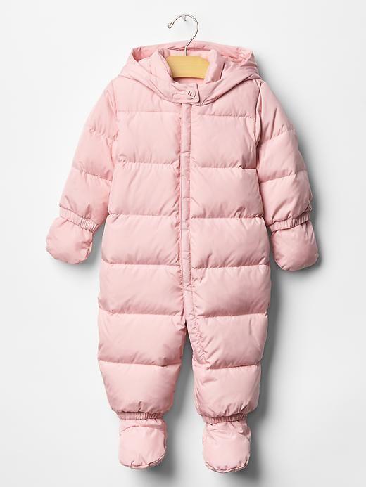 6b66f8be0 Warmest puffer snowsuit Product Image