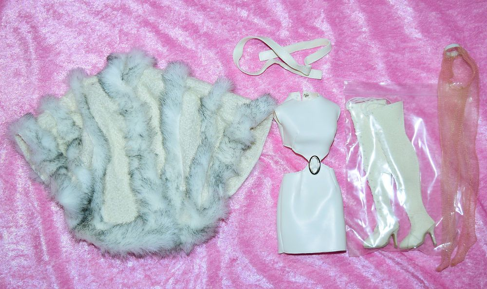 """Bianca Lapin Outfit Only For 16/"""" Tonner Fits Chic Body Dolls Marley Cami Mint"""