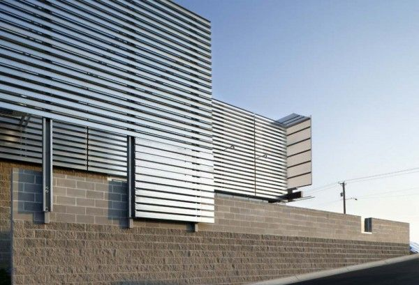 Best Perforated Metal Architecture Google Search Brick 400 x 300