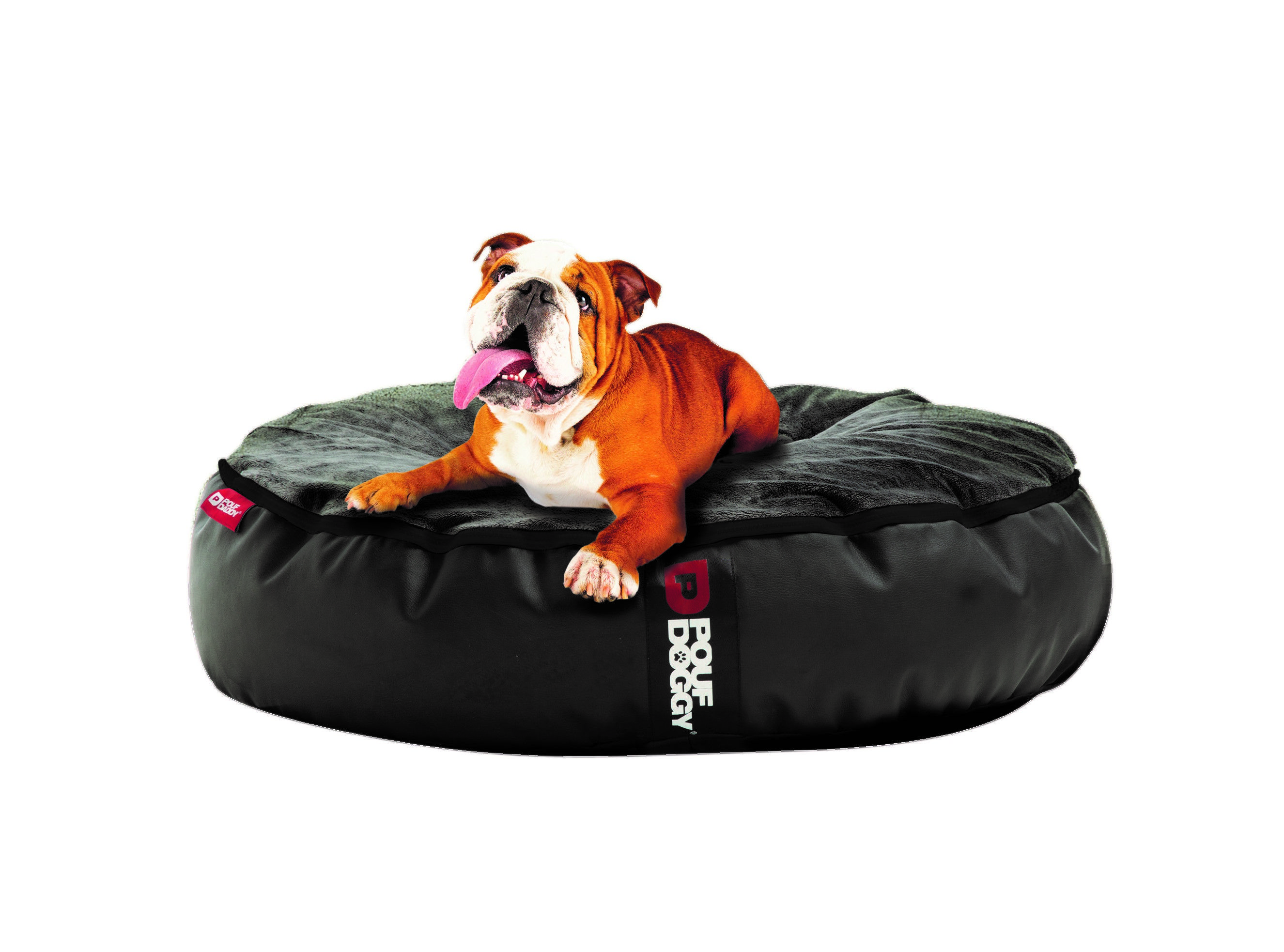 Pouf Doggy Grey Top dog beds, Bean bag furniture, Doggy