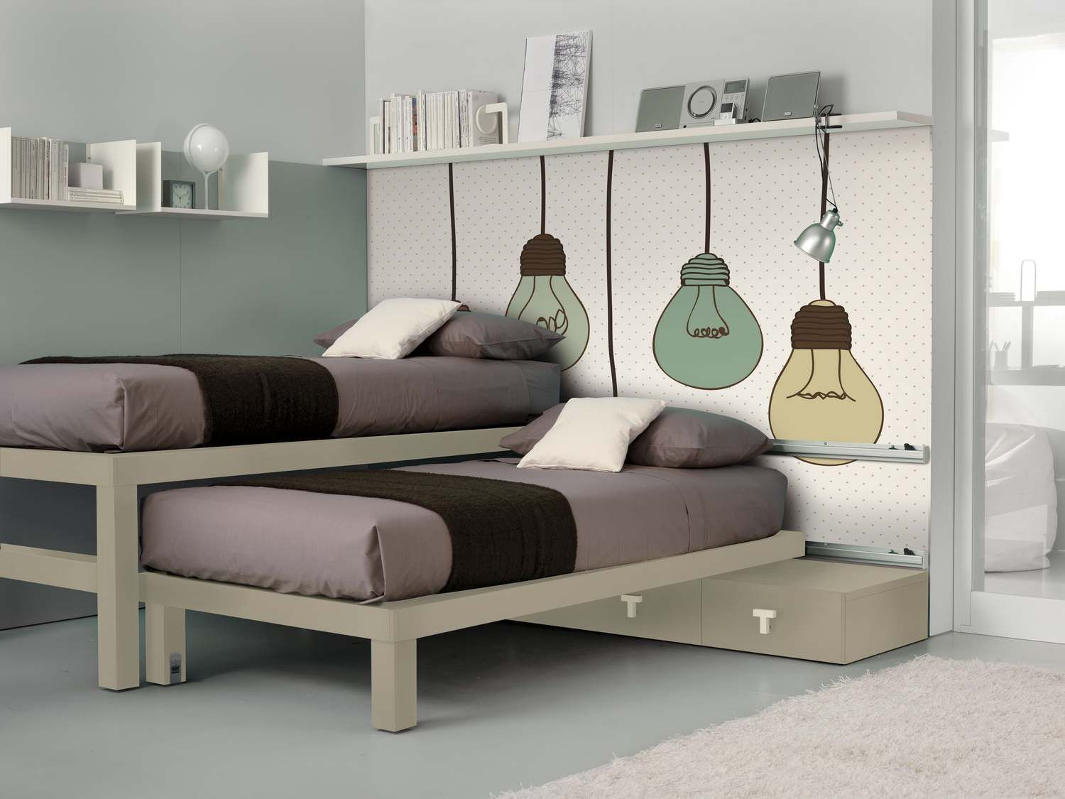 Pin su beds for kids