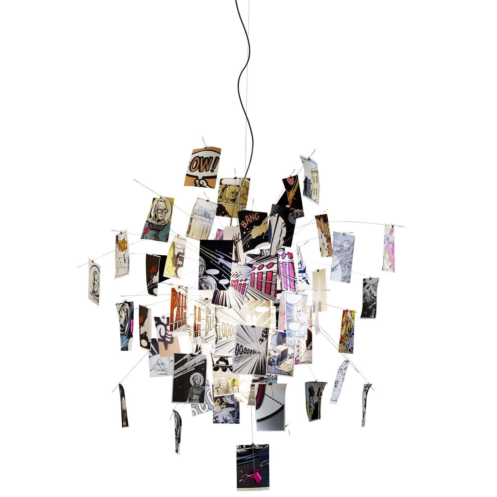 Ingo maurer bang boom zettel z chandelier paper pinterest ingo maurer bang boom zettel z chandelier aloadofball Image collections