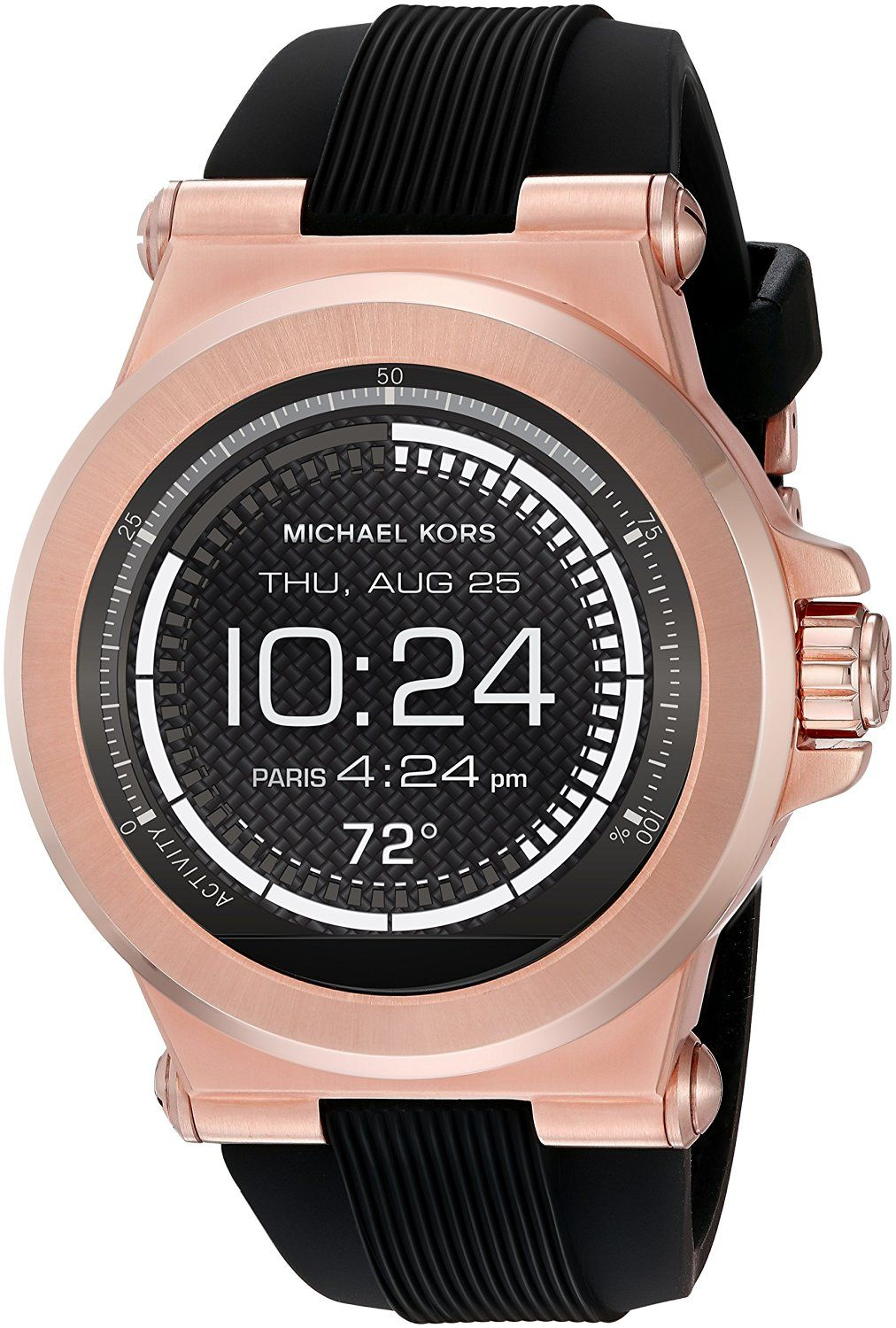 0f022820f104 Michael Kors Access Touch Screen Black Dylan Smartwatch MKT5010 Michael Kors  MKT5010 Access Touch Screen Black