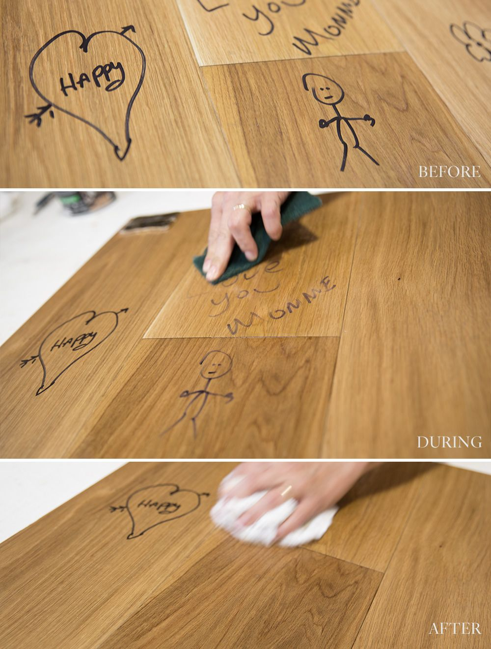 Accidents Happen How To Remove Permanent Marker From Your Hard