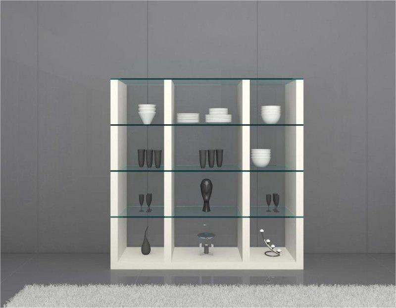 Display Cabinet Glass Shelves Shelf White Oak Wood Modern Curio M39c Glass Cabinets Display Display Cabinet Display Cabinet Modern
