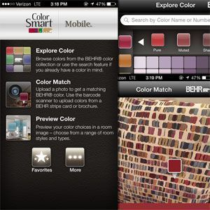 take a picture or select an existing one from your library on behr paint your room virtually id=75859