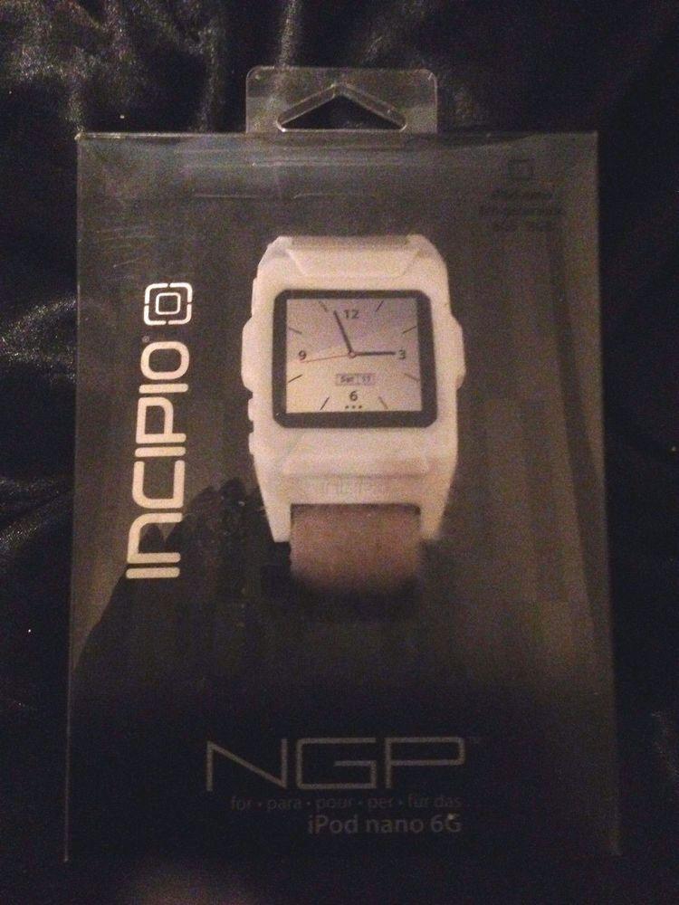 Ipod Nano 6th Generation 8gb 16gb Incipio Ngp Wristband New In Package Incipio 99centauction Ipod Nano Nano 6 Ipod