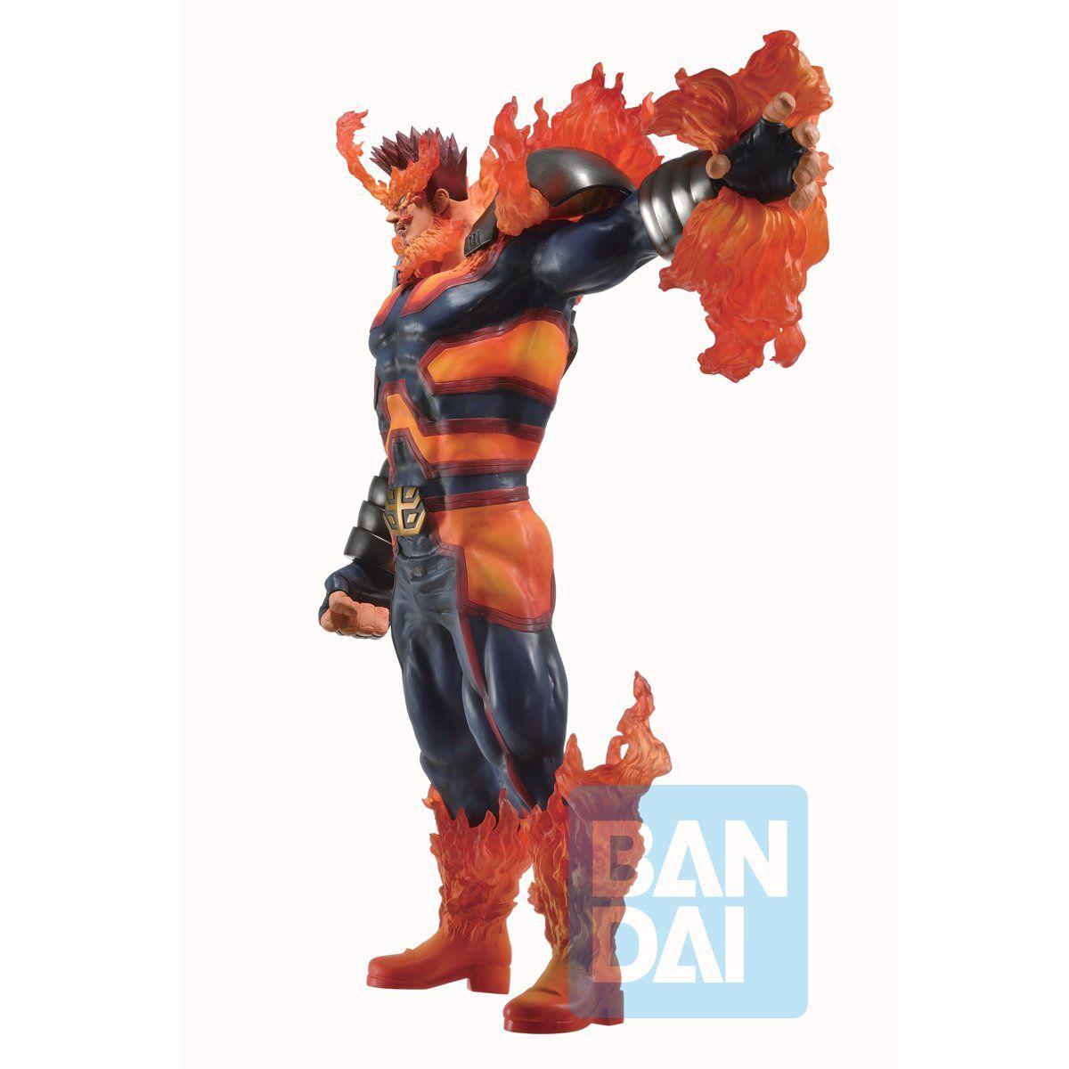 My Hero Academia The Movie World Heroes Mission Endeavor Ichibansho Figure In 2021 Hero World My Hero Academia Bandai