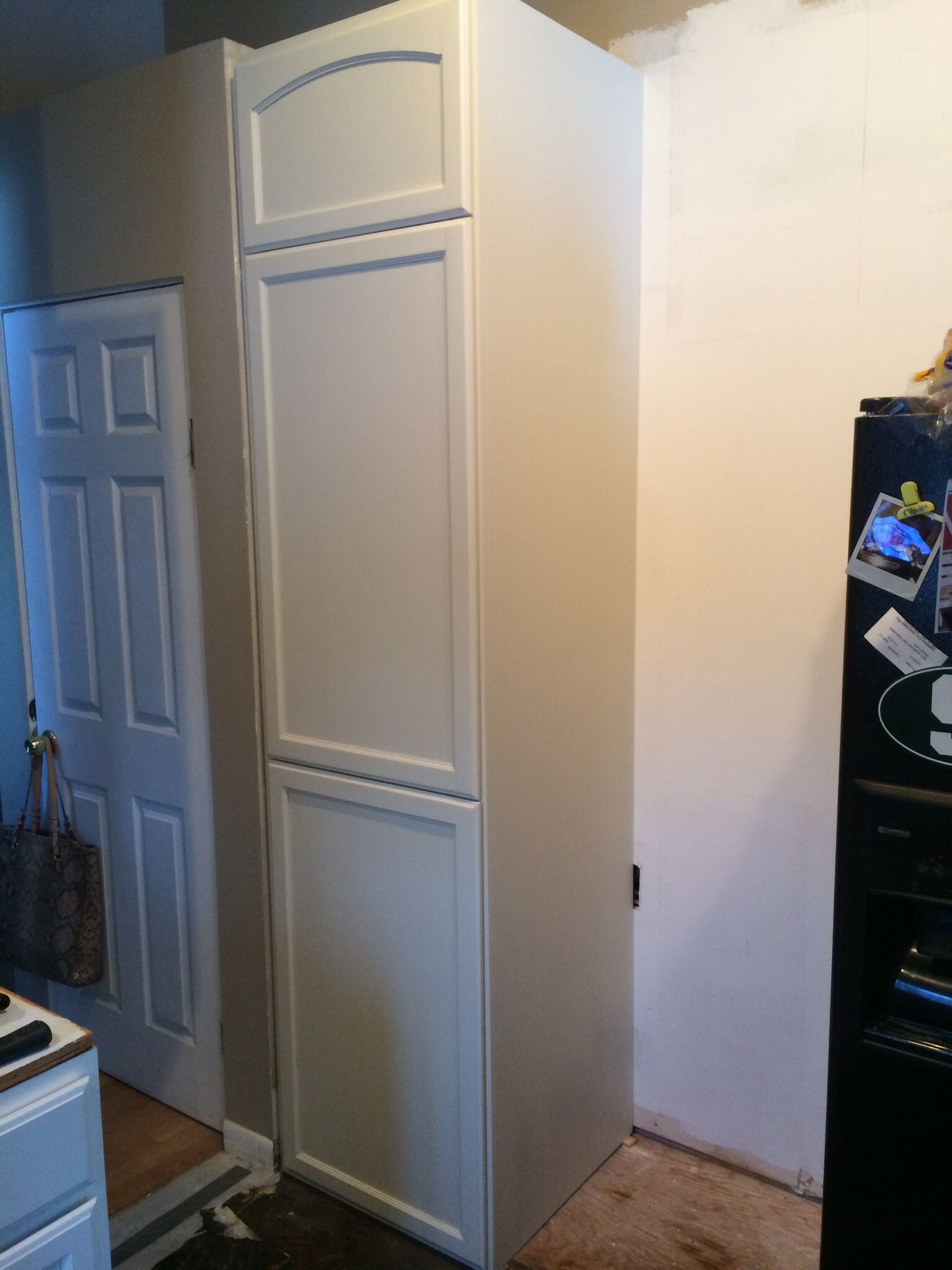 Kitchen pantry do it yourself home projects from ana white kitchen pantry do it yourself home projects from ana white solutioingenieria Choice Image