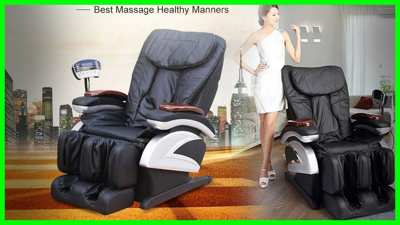 Best Full Body Massage Chair 2020! Affordable Under 1000