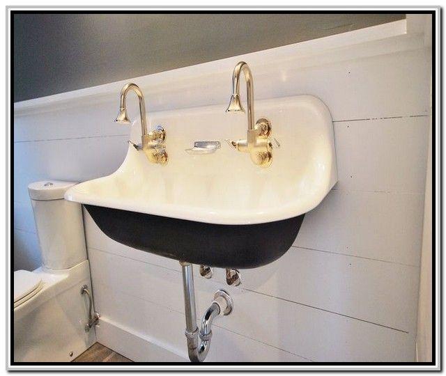 22 Vintage Bathroom Sinks Sink Consoles With Remodel 6