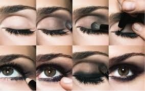 Smokey Eyes Ochi Caprui Step By Step Make Up Hair And Everything