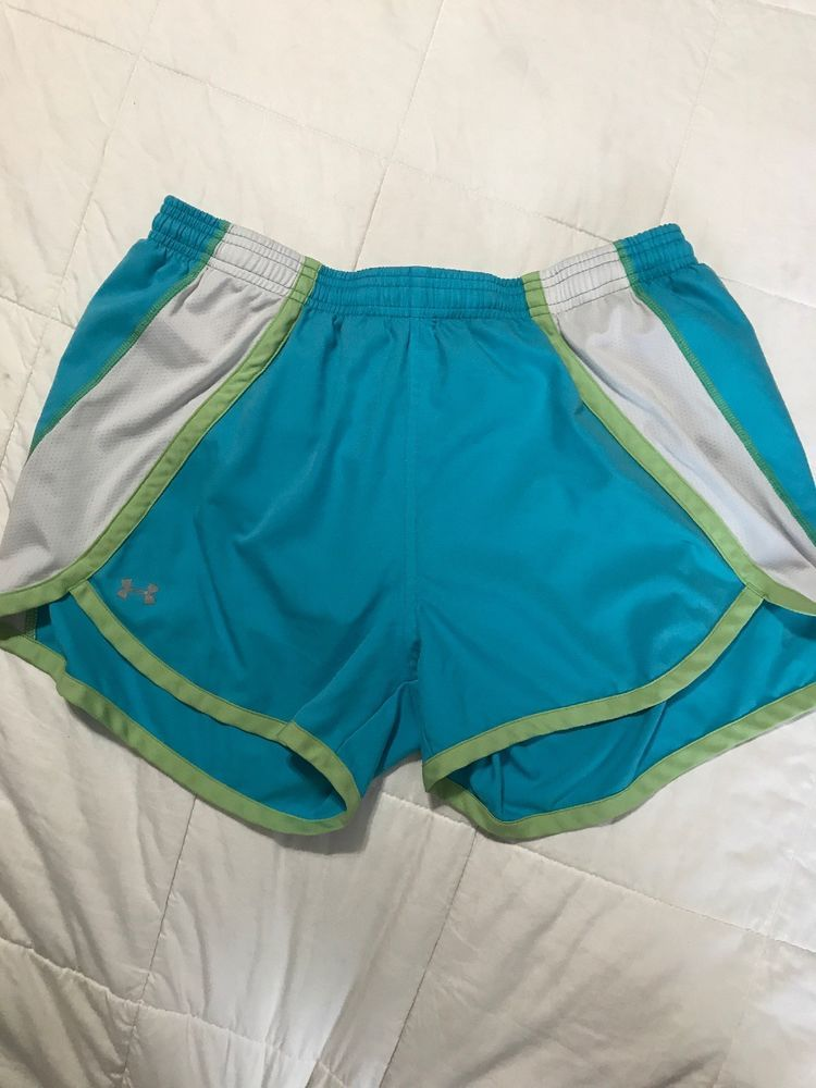 hot sale online 7c61a af991 womens under armour Shorts L  fashion  clothing  shoes  accessories   womensclothing  activewear (ebay link)