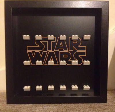 Star Wars Logo Lego Minifigure ...