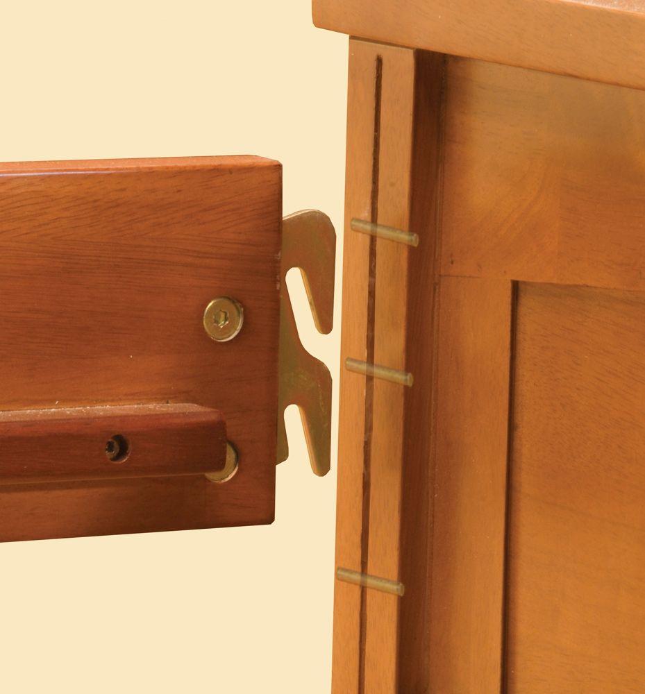 Bed Frame With Hooks Bed Frame Modern Bed Frame Bed Frame Rails