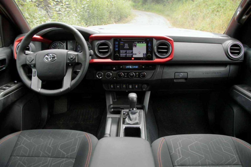 High Quality 2016 Toyota Tacoma Interior Dashboard