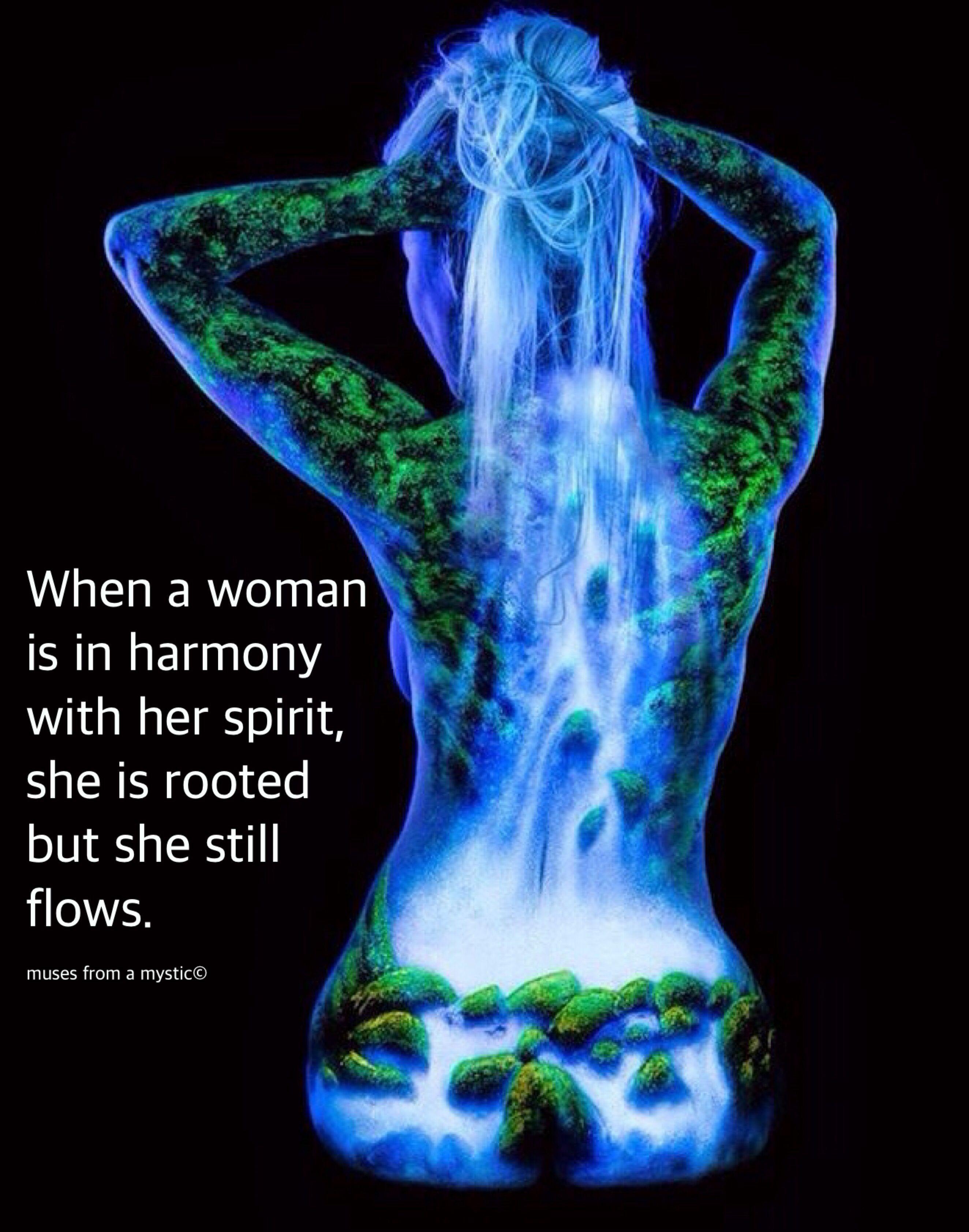Pin By Deb Gimbel On Spirituality Quotes Body Art Photography Body Art Painting Waterfall Art