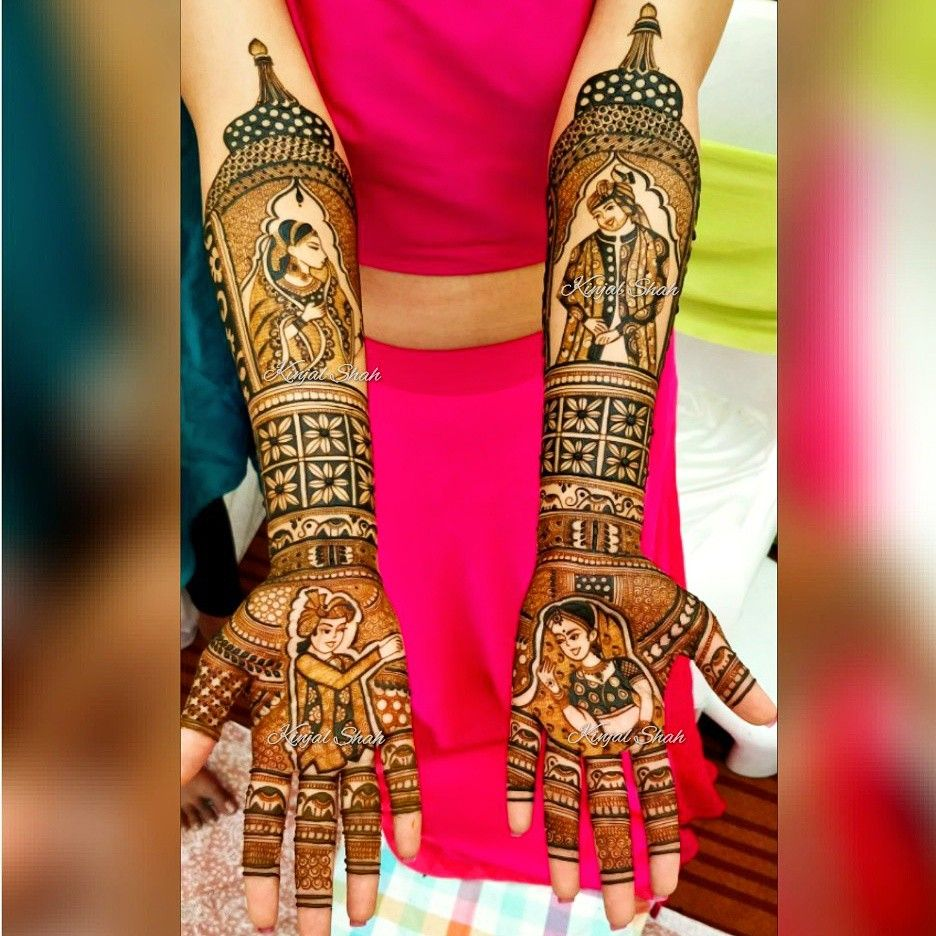 Pin by Sadaf Naik on Mehndi