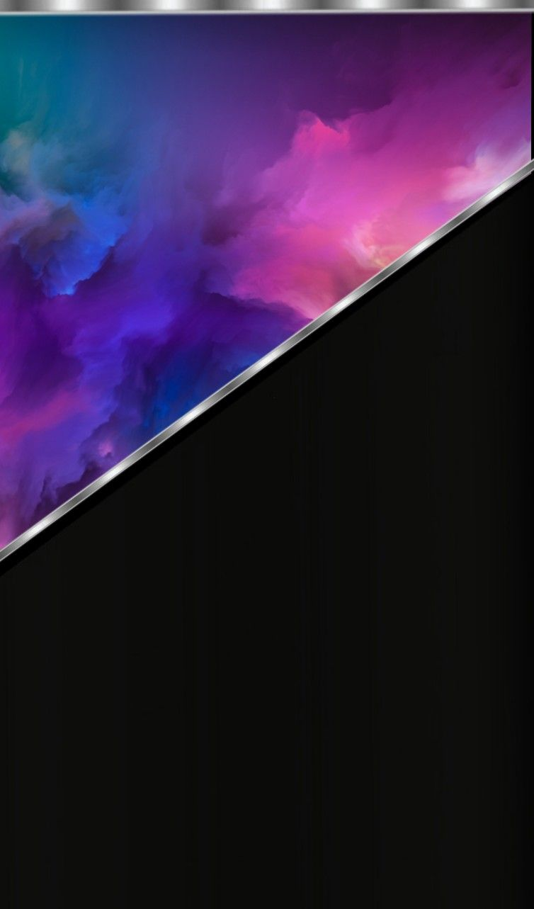 Black And Colourful Wallpaper Edge Cool Wallpaper Cute Wallpapers
