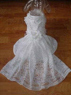 Custom Dog WEDDING Dress Or Outfit Bride Groom By DianaDesignsNY 5000 Yes