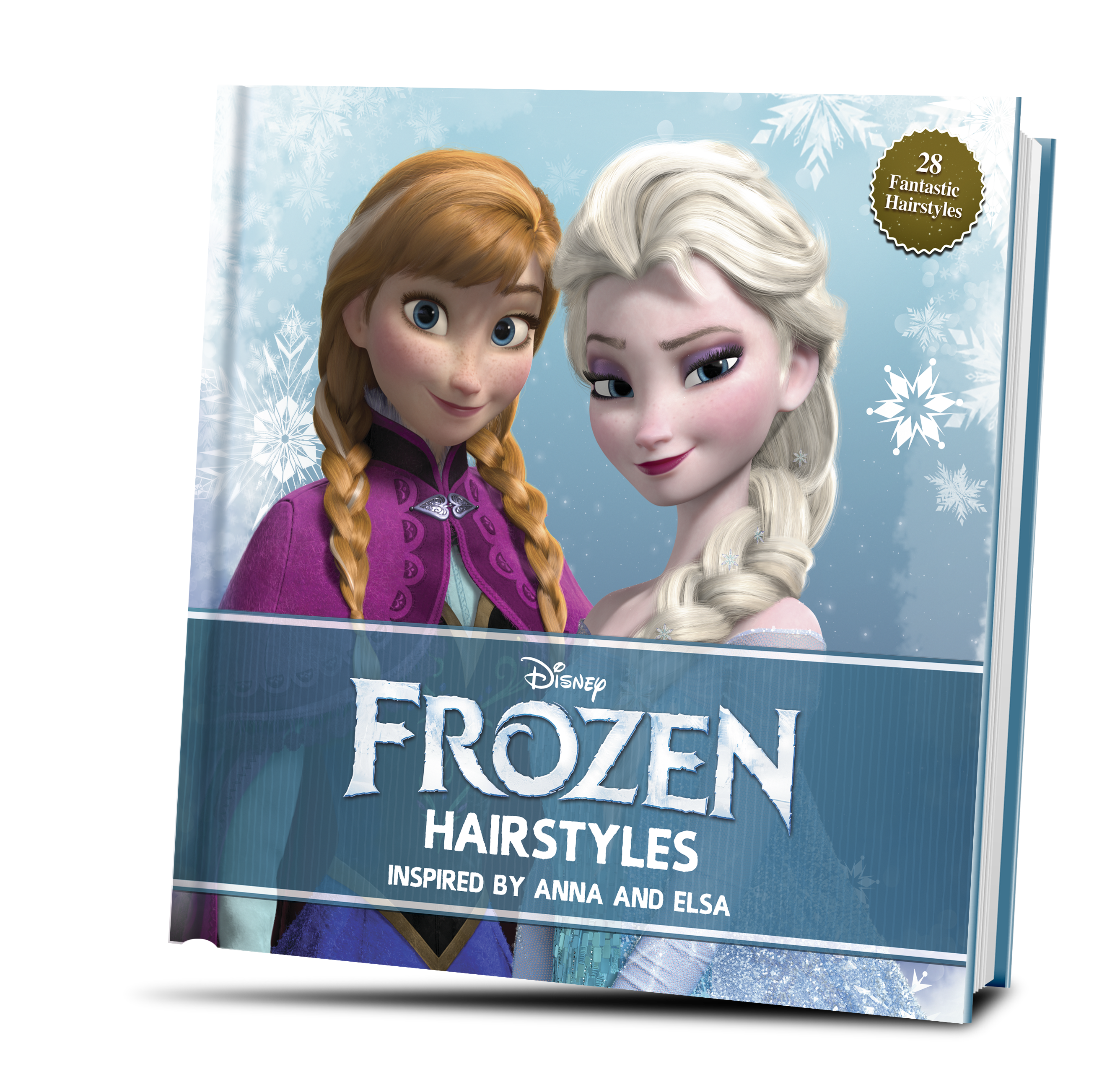 Disney Frozen Hairstyles Book coming soon! Check it out here: http ...