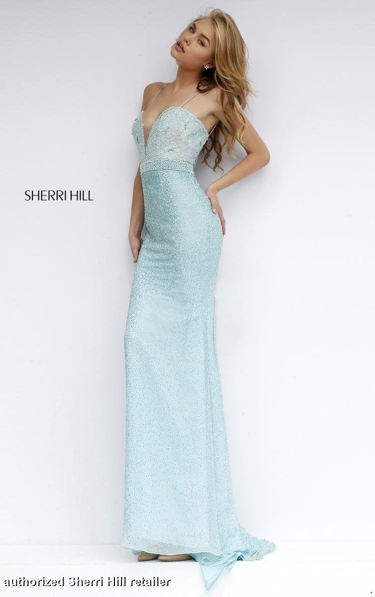 Sherri Hill 11260 | 2016 Blue Prom Dresses at Pure Couture Prom in ...