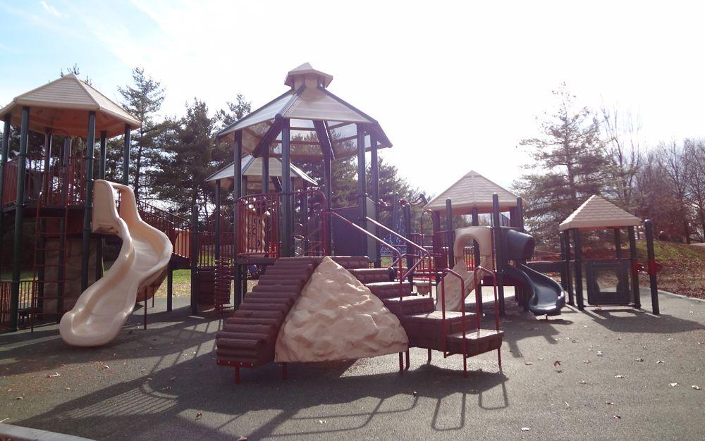 Conway park creve coeur creve coeur playground design