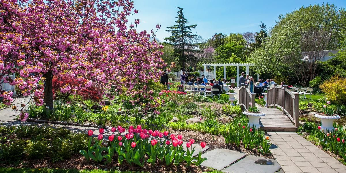 Queens Botanical Garden Weddings Get Prices For Wedding Venues In Ny Growing Vegetables Botanical Gardens Urban Garden