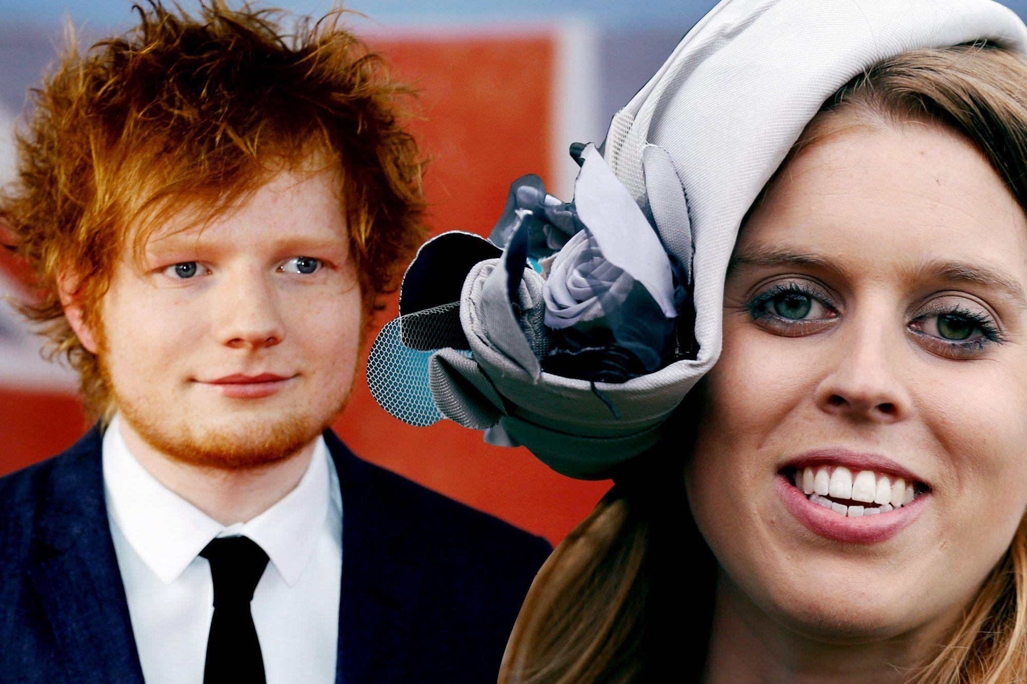 How Ed Sheeran Got Knifed by a Royal Ed sheeran, Royal