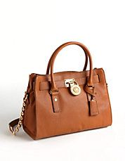 This Leather Satchel Is The Perfect Bag For Everyday Use Michaelkors