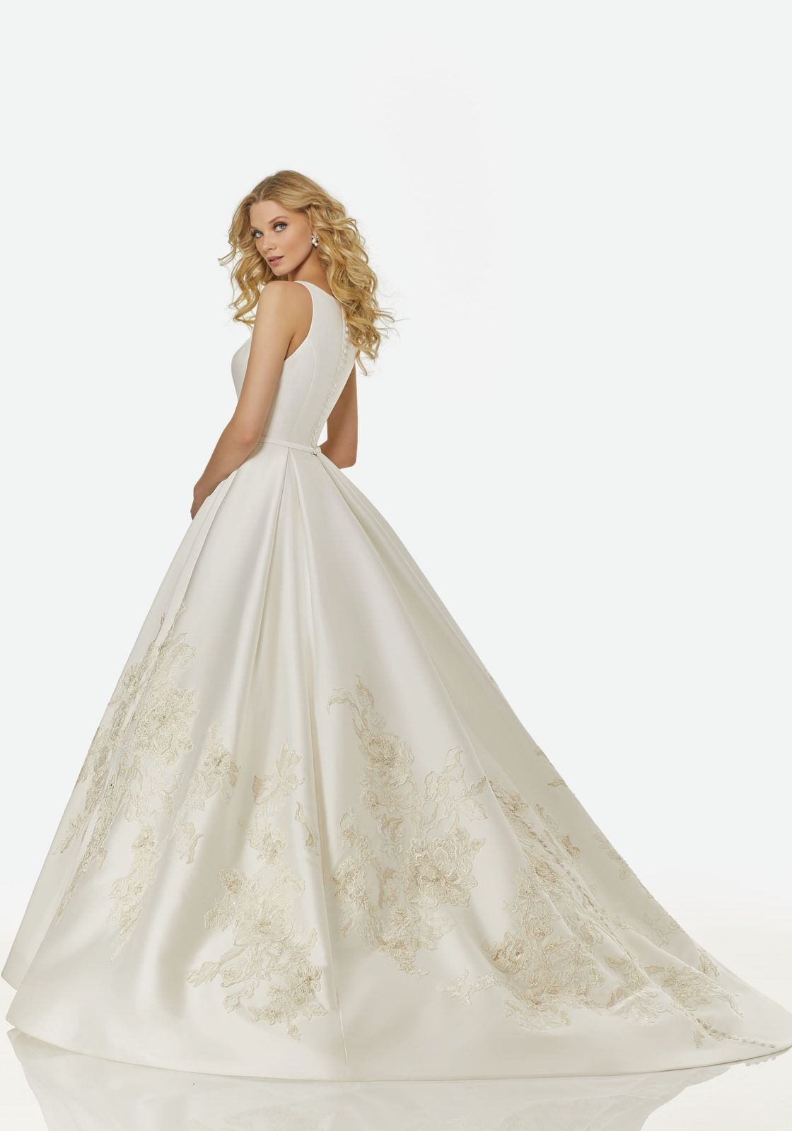 Grace wedding dress randy fenoli bridal wedding goals