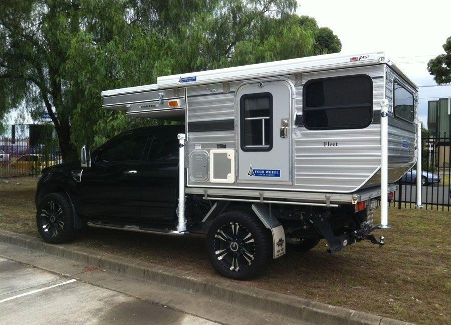 FLEET FLAT BED MODEL Truck tent, Camper, Truck camper