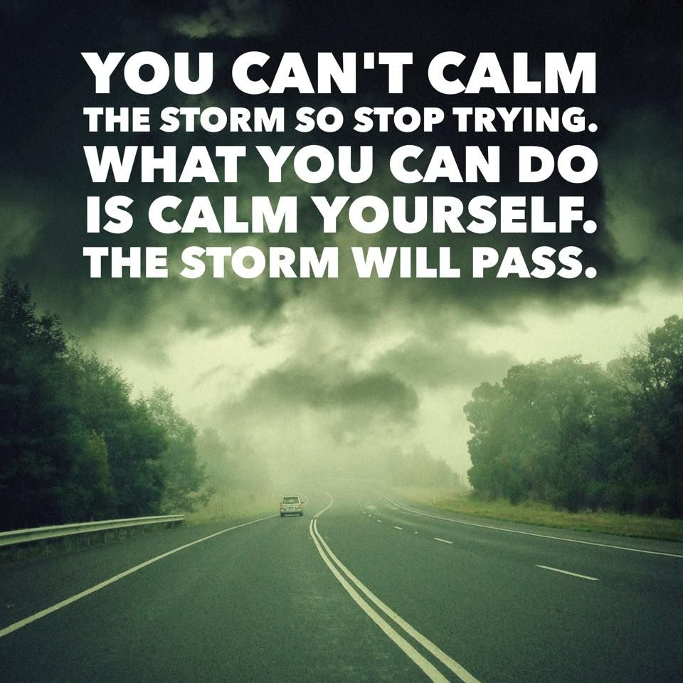 Typhoon Hurricane Or Cyclone Image Eye Opening Quotes Profound Quotes Calming The Storm