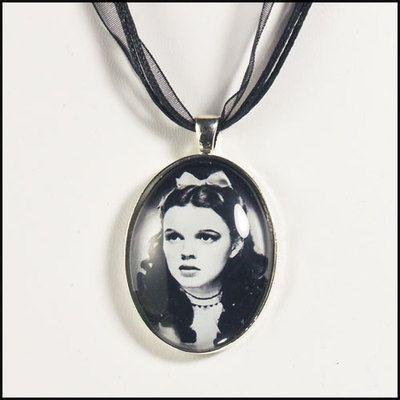 Dorothy pendant.