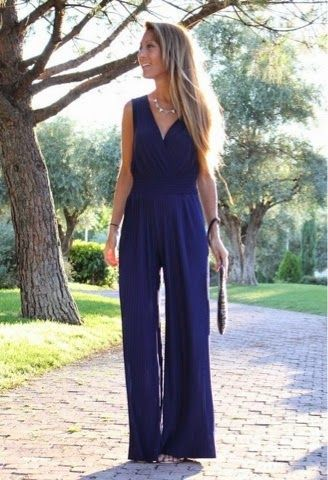 How to Chic: 10 STYLISH JUMPSUITS
