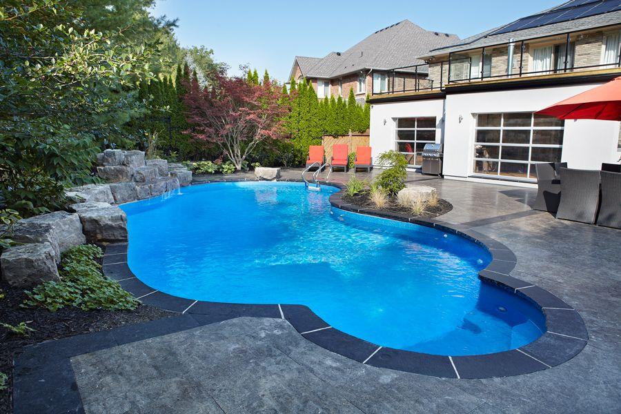 The Aryas Inground Pool Inground Pools By Pioneer Family