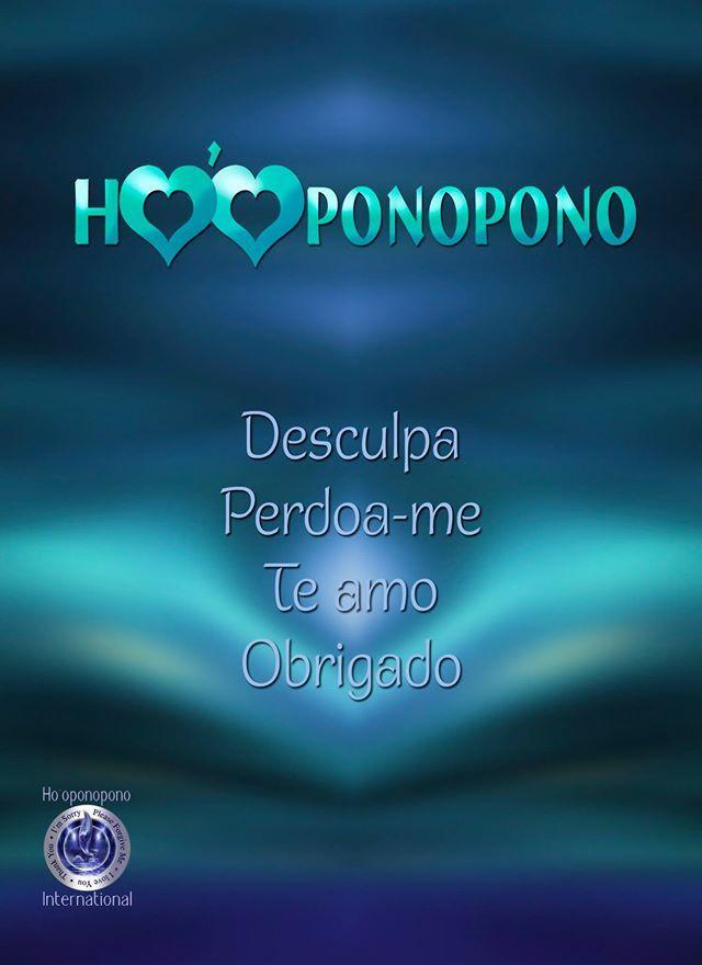 Hou0027oponopono Poster in Portuguese, Iu0027m sorry, Please forgive me, I - ich kämpfe um dich sprüche