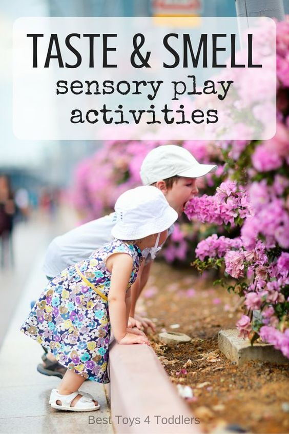 Taste And Smell Sensory Play Activities Best Toys 4 Toddlers Sensory Activities For Autism Play Activities Sensory Activities Toddlers