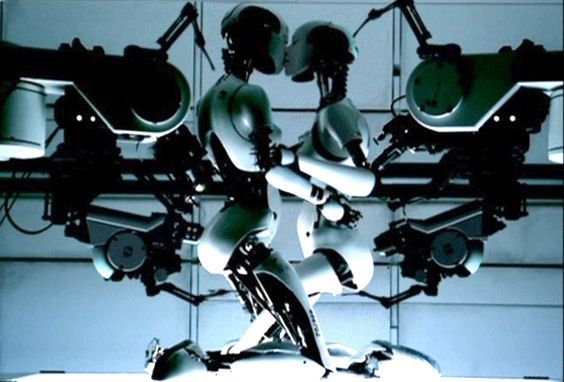 Futuro Bjork All Is Full Of Love 1999 Satellite Of Love