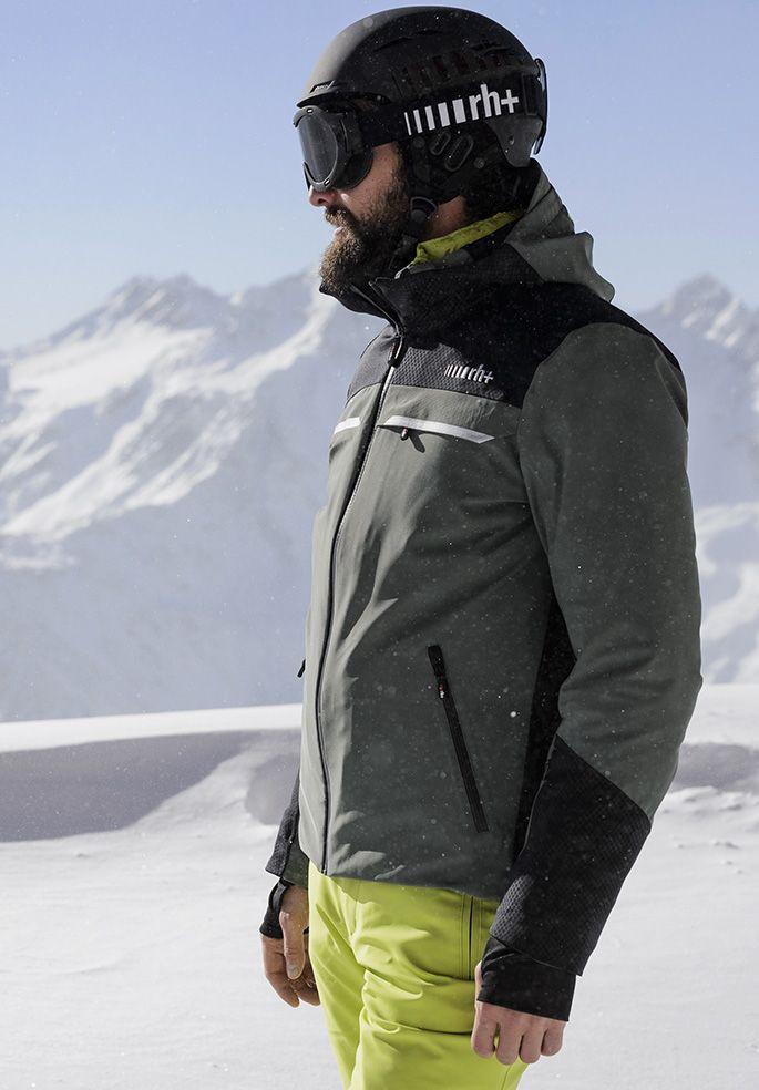 9e31445a1c RH+ Men s Ski Jacket - Powerlogic KR Evo Jacket