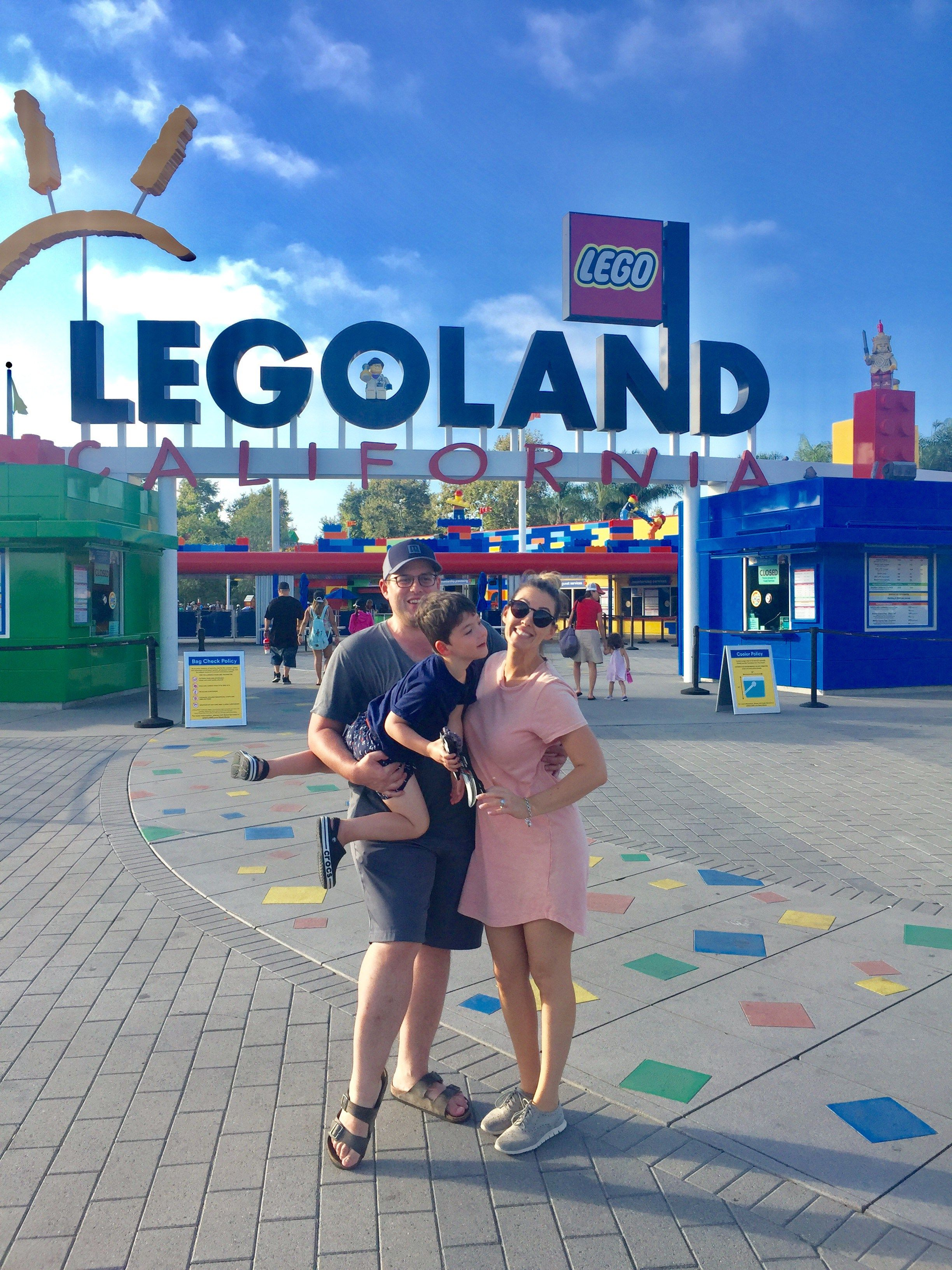 lego land review and tips  legoland san diego travel