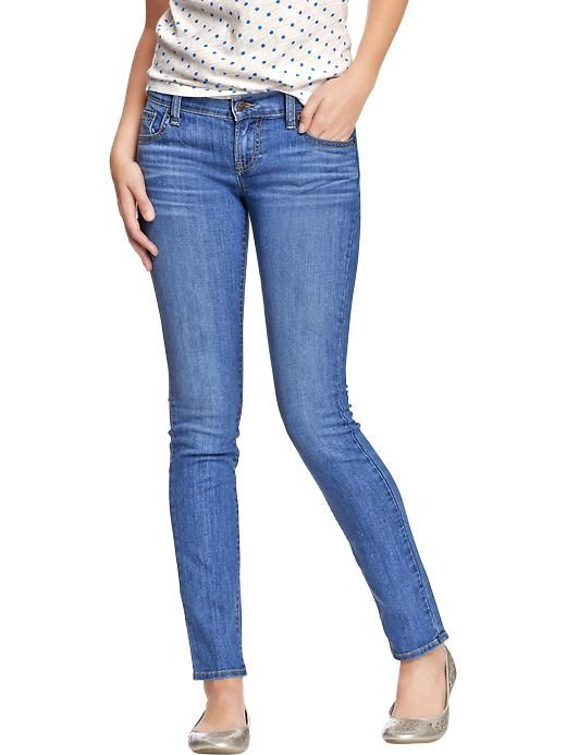 4edcdcbebab2e Old Navy Mid-Rise Original Skinny Jeans for Women