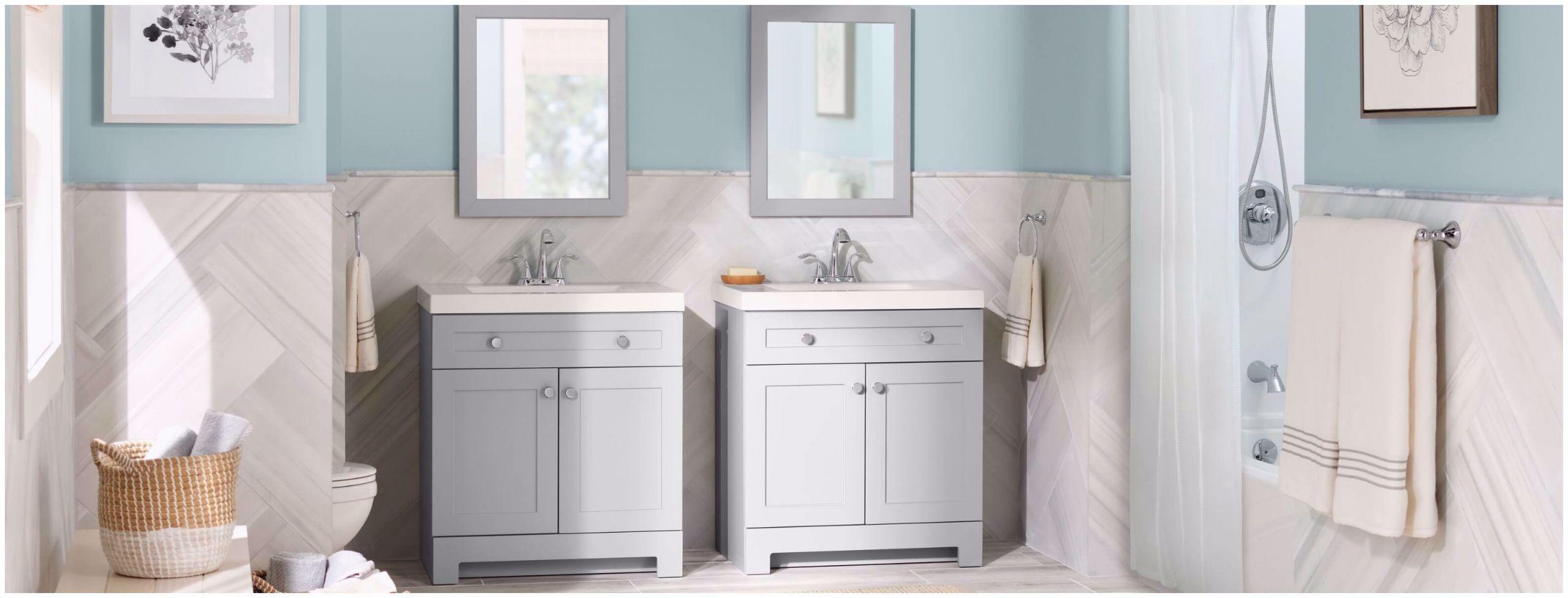 Wbe Hero2 Clearance Bathroom Vanities With Tops Of Bathroom
