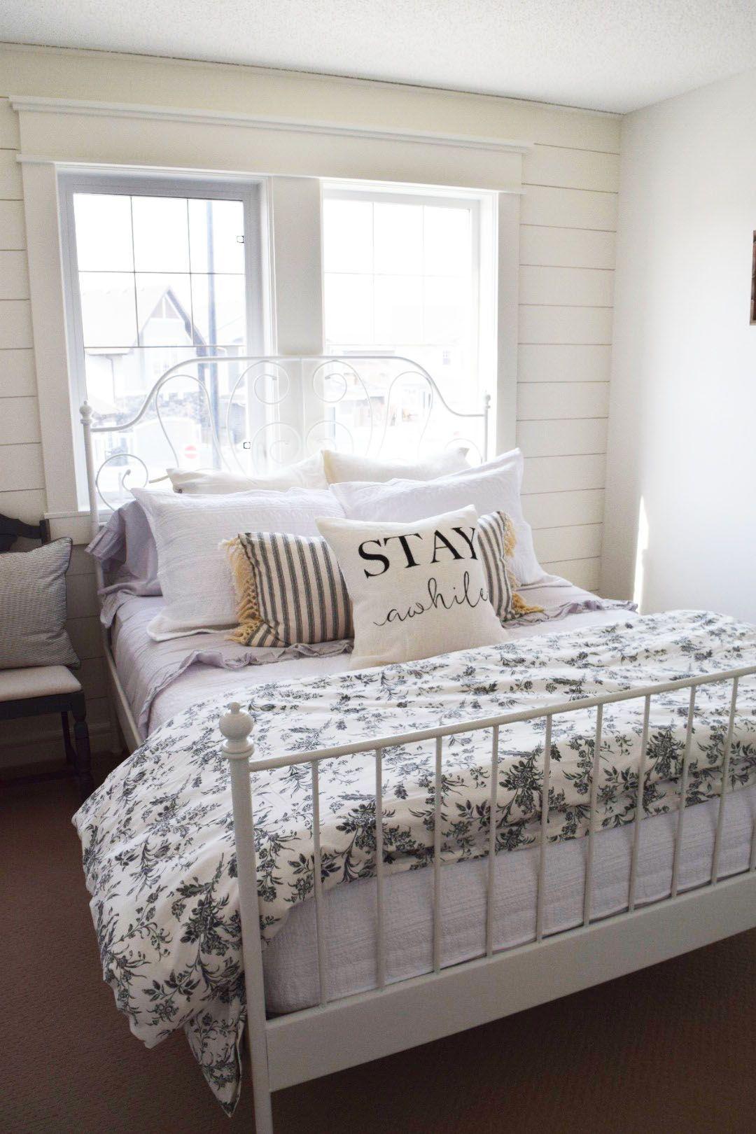45+ Farmhouse guest bedroom model