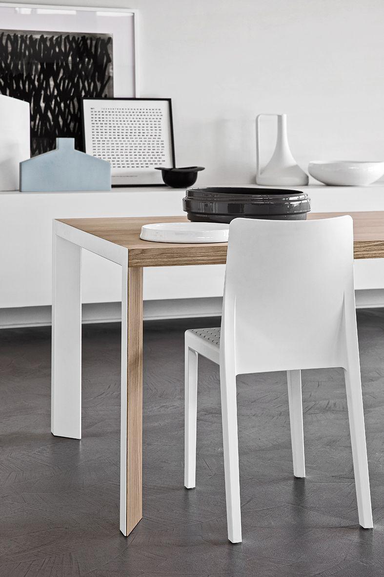 New Lam Table By Calligaris Calligaris Dawsonandco Tavolo Cucina Tavolo E Sedie Tavoli