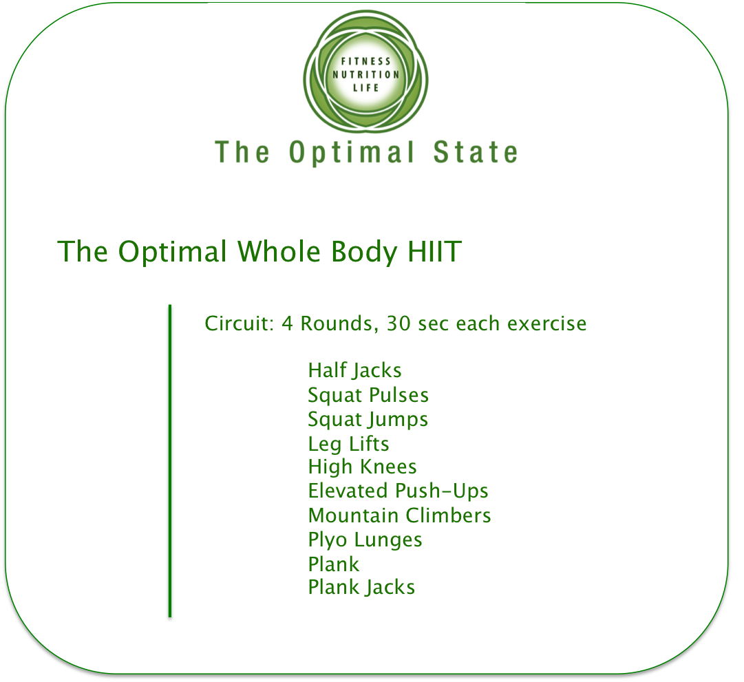 Heres A Full Body Hiit Workout Try To Last 30 Seconds On Each Hour Circuit Tabata Workouts Pinterest Exercise