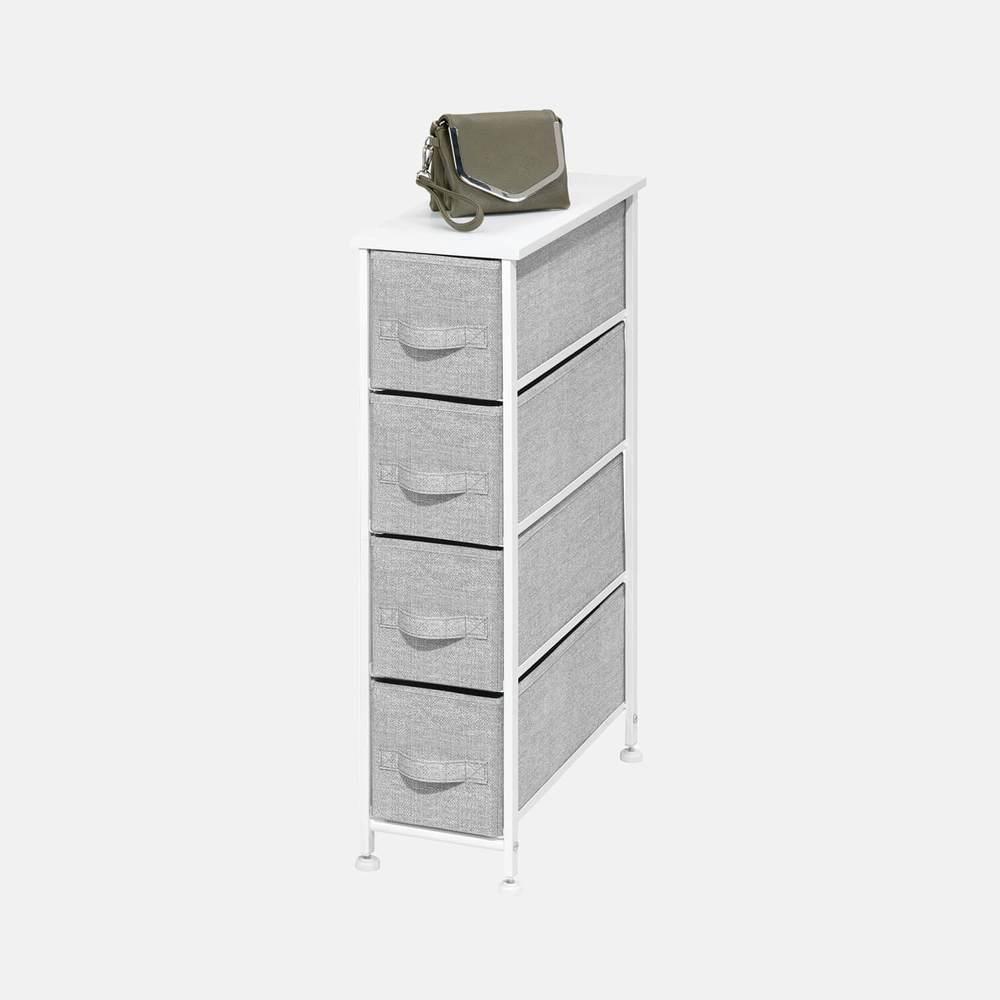 4 Drawer Narrow Storage Unit Drawer Storage Unit 4 Drawer Storage Unit Storage Unit