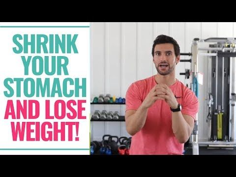 How To Shrink Your Stomach To Eat Less