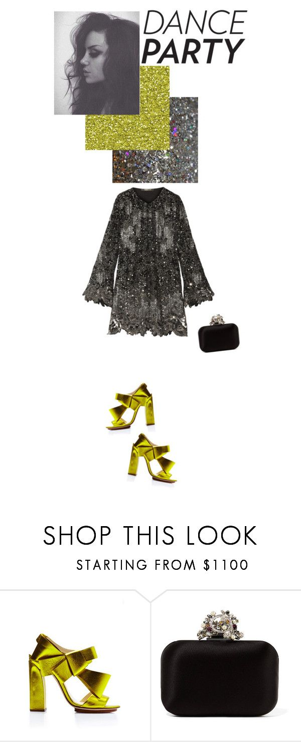 """Untitled #739"" by lo2lo2a ❤ liked on Polyvore featuring Delpozo, Jimmy Choo and Roberto Cavalli"