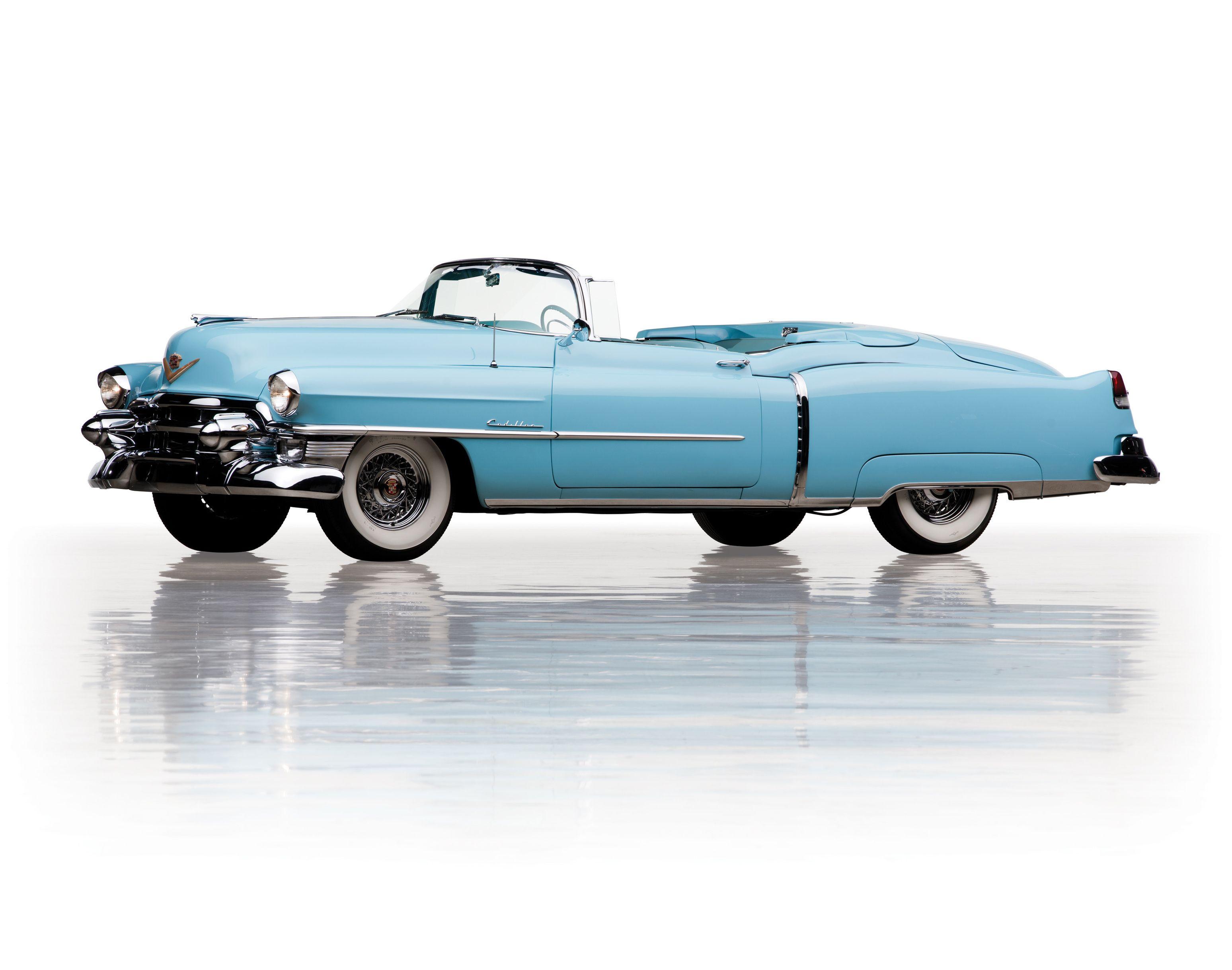 1953 Cadillac Eldorado | Automobiles | Pinterest | Cadillac eldorado ...